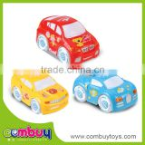 Newest product battery operated music plastic diecast model car parts