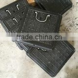 composite square Manhole cover with handle