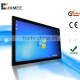 65inch wall hanging LCD touch monitor
