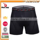 BEROY Quick Dry Cycling Underwear Padded, Comfortable Mens Bicycling Bottoms