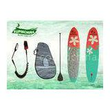 Matt finish Stand up Yoga girls surfboards , surf sup boards