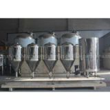 100L stainless steel 304 conical fermenters for sale