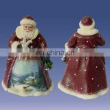 christmas Santa Claus indoor ornament decoration