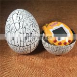 Discount Dinosaur Pet Egg-Shaped Electronic Pet Tamagotchi Handheld Virtual Pet Game With Keychain