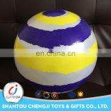 Hot sales funny 9 inch plastic pvc toy ball for kids