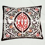 Indian Handmade Pillow Cover Sofa Cotton Cushion Cover