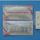 Female household urine hcg pregnancy test positive cassette kits