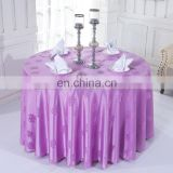 Decorative hotel Restaurant Table Cloth