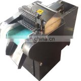 Good Feedback High Speed Frozen Meat Dice Machine meat dicer machine / meat cube cutting machine/ Beef chicken meat cube dicer
