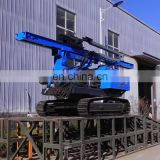 Factory directly crawler type portable pile driver 3m 6m