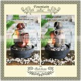 LX63388 Modern Automatic Indoor Fountain Statues