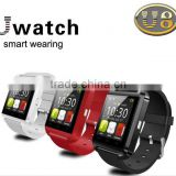 New Uwatch U8 Smart Bluetooth Watch with 1.44''Touch Screen Mic for Android Devices