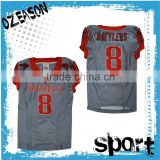 Wholesale Custom Blank College American Football Practice Jerseys
