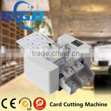 SG-001-I business card cutter automatic business card slitter
