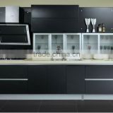 Black Pear Kitchen Cabinets 09B11