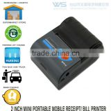 58mm Portable Handheld Printer, Thermal Printer support android phone and tablet