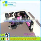 Manufacture design mall store beauty hairdressing salon in china                                                                         Quality Choice