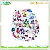 Jc Trade 100%cotton soft breathable absorption baby cloth diaper nappies                                                                                                         Supplier's Choice