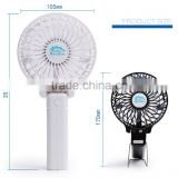 Factory Hot Sale Mini Foldable Portable Rechargeable USB Fan