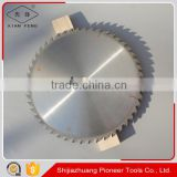 Woodworking carbide disc cutting saw blade for wood timber mdf cutting