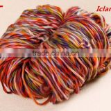 Bulky Yarn Hand Dyed Iceland Acrylic/Wool Bulky roving Yarn for knitting gloves/scraves/Cap