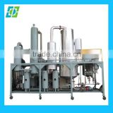 International Standard Black Oil Distillation System To Yellow Oil, Oil Purification Sysrtem