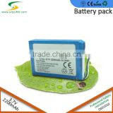 High rate lithium 18650 li-ion type battery powered e-bike battery 24 volt lithium battery pack