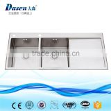 Euro hot home appliances modern handmade steel used kitchen sink for sale                                                                                                         Supplier's Choice