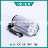 Hand press crank 12v high power led searchlight, led torch, led flashlight