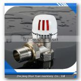 thermostatic radiator valves angle Ball valve High quality brass valve Copper ball valve for ppr pipes and fittings
