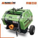 Europe makret customized (CE No.OSE--11-0606/01) RXYK-0850; 0870 model CE mini round silage hay baler