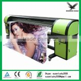 3.2m Eco Solvent Printer with Epson DX5/Epson DX7 Print head/ Eco solvent plotter                                                                         Quality Choice