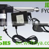hot sells 12volt 24volt electric linear motion for LCD and plasma tv lift