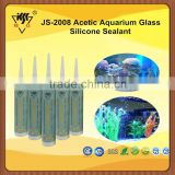 New Arrival High Quality Acetoxy Plate Glass Bowl fish And Aquarium Silicone Sealant