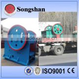 Main equipment in quarry jaw crusher
