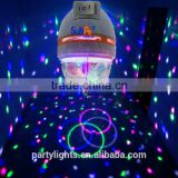 2016 hot sale mini laser Magic Ball Bulb RGB led full color rotating lamp                                                                         Quality Choice