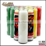 hot sale 7 days burning time religious soy prayer candles                                                                         Quality Choice