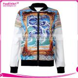 Best Selling Sexy Active Sportswear Brand Sports Jacket                                                                         Quality Choice