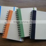 Made in china promotion cheap and popular bulk spiral notebooks