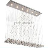 Hot selling Crystal Chandelier,Modern and simple crystal light, Crystal Ceiling Lamp,Crystal living room lamps