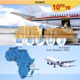 cheapest air freight rates from china to ghana