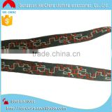 Factory direct customized wholesale woven jacquard ribbon for sale