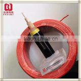 fire resistant cable 450/750V PVC insulation sheath control cable specification,control cable