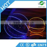 Best selling LED zorbing ball,adult LED zorb ball,iwater walking ball bubble LED zorb