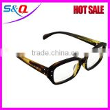 Custom logo high quality buffalo horn Optical Eyeglasses Frames