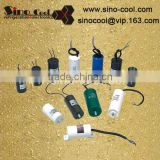 AC motor capacitor CBB60 capacitor air conditioner capacitor