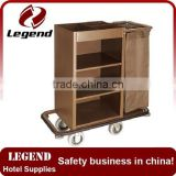 Multi-functional Used hotel housekeeping cart                                                                         Quality Choice