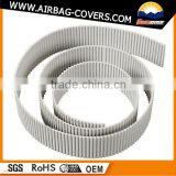 Excellent quality htd industrial rubber timing belt(2M,3M,5M,8M,14M)