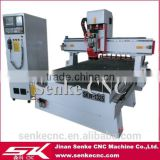 3d atc cnc milling machine with atc with Jinan China trustable quality and full system after sale service