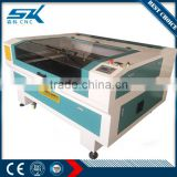Low cost 1390 laser cutting machine for marquetry with 80w laser tube cheap Co2 laser machine